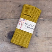 Image of Original Wrist Worms, Merino, Mustard