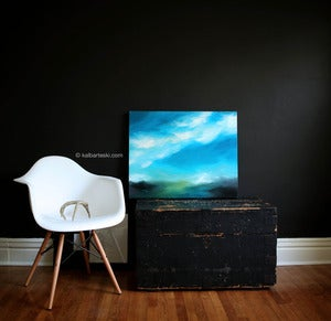 Image of OCEAN PRAIRIE painting