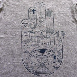 Image of Eye Hand T-Shirt.