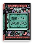 Image of Mythical Creatures - Postcard book