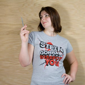 Image of Stein gonna dissect you bloody tee