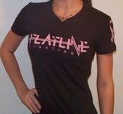 Image of Girls Breast Cancer Shirt