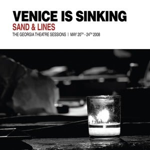 Image of Venice is Sinking &quot;Sand &amp; Lines&quot; LP