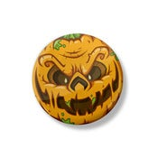 "Image of Age of the Zombie Pumpkins! 1.5"" Magnet"