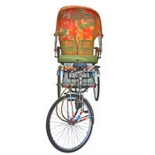Image of Indian Rickshaw