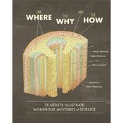Image of THE WHERE, THE WHY, AND THE HOW BOOK