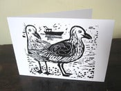Image of 'Gulls' Card