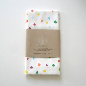 Image of Gum Drops Tea Towel