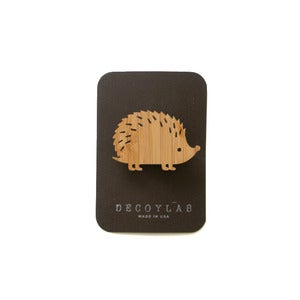 Image of Hedgehog Brooch