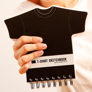 Image of T-shirt Sketchbook