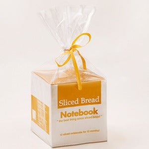 Image of Sliced Bread Notebook