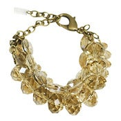 Image of gleam crystal bracelet