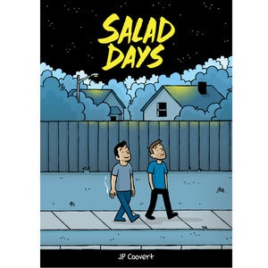 Image of JP Coovert &quot;Salad Days&quot;