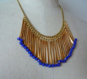 Image of Fireworks Necklace {see more colours}