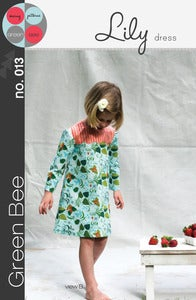 Image of Lily Dress Sewing Pattern