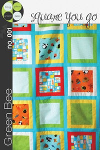 Image of Square you go Quilt Pattern