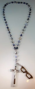 "Image of New Handmade Necklaces! - ""ShadyRosie"" - Blue Sodalite Necklace"