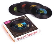 Image of Record Coasters