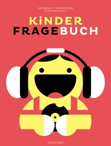 Image of BD - Kinderfragebuch (DJ)
