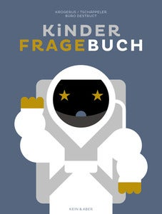 Image of BD - Kinderfragebuch (Astronaut)
