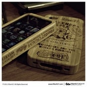 Image of Filter017 X Liberty Times Weekender Bamboo iPhone 4_4S Case
