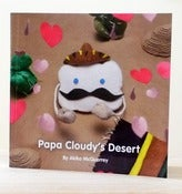 "Image of ""Papa Cloudy's Desert"" Picture Book"
