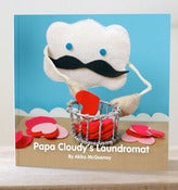 "Image of ""Papa Cloudy's Laundromat"" Pictrue Book"