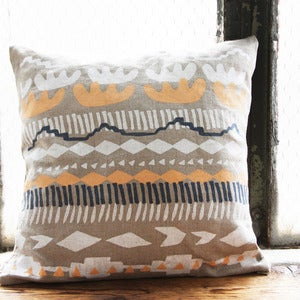 Image of Marfa 16 x 16 Throw Pillow Cover