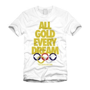 Image of All Gold Every Dream [white]