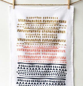 Image of Horizon Tea Towel