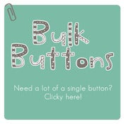 Image of SINGLE Button Design In Multiples of 5