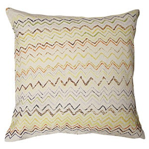 Image of Rustic Zig Zag Pillow