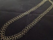 Image of Chainmail Necklace