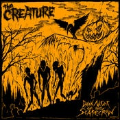 "Image of The Creature ""Dark Night of the Scarecrow"" CDR"