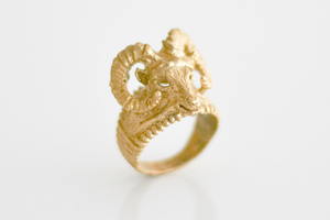 Image of Fearless Ram Ring