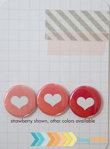 Image of Heart Flair 3 Pack
