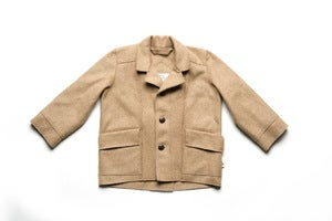 Image of mummymoon | wool jacket