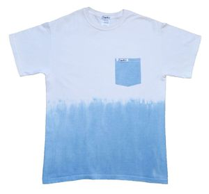 Image of Signature - Dip-Dye Pocket Tee