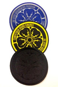 Image of Energy Crest Patch