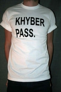 Image of Khyber Pass T Shirt