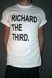 Image of Richard The Third T Shirt