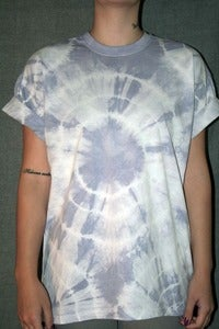 Image of Lilac Tie Dye Tshirt