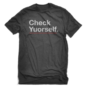 Image of Check Yourself
