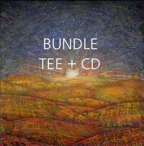 Image of Bundle: Tee + CD