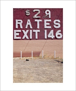 Image of $29 rates