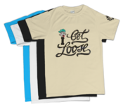 Image of 'Get Loose' T-Shirt (Assorted Colors)