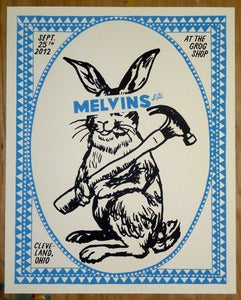 Image of Melvins Lite at the Grog Shop (Cleveland)