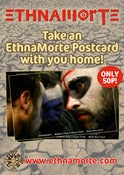 Image of EthnaMorte Postcard & Sticker