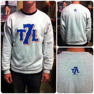 Image of T7L crew neck sweatshirt