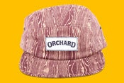 Image of Orchard Brand  Woodgrain Text Logo 5 Panel